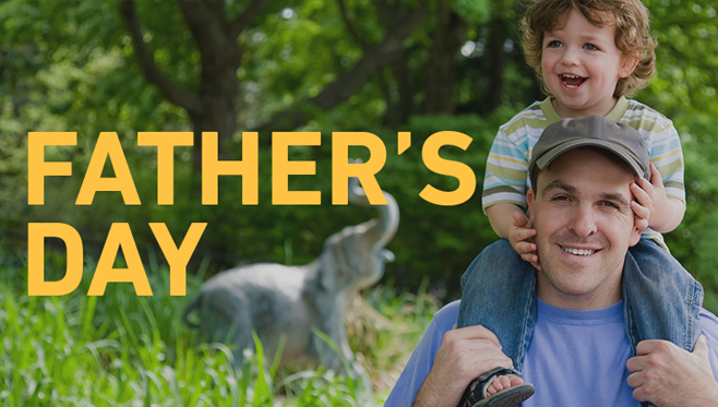 Father's Day at Zoo