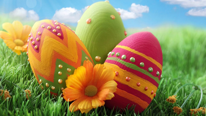 Easter weekend, April 10-12 -- CANCELLED